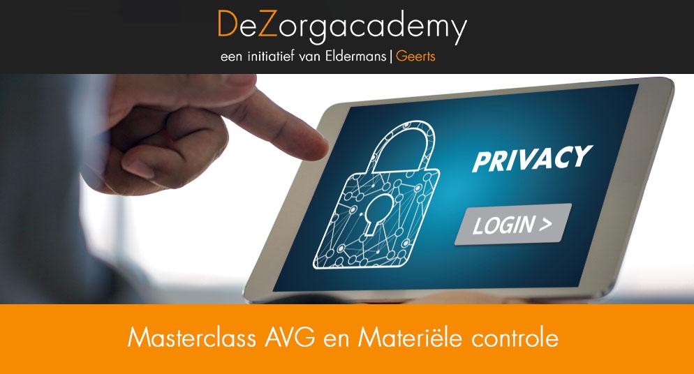 AVG en Materiële controle