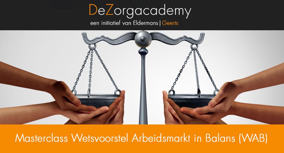 Wetsvoorstel Arbeidsmarkt in Balans (WAB)