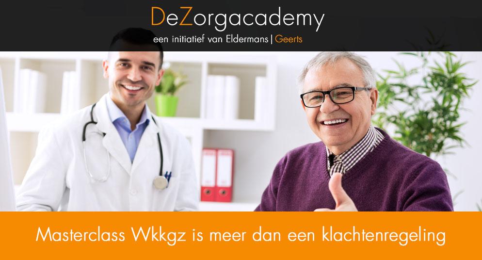 Wkkgz is meer dan een klachtenregeling